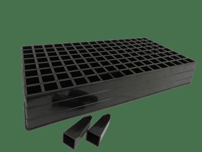 Plastic Planting Tray  128 loose units