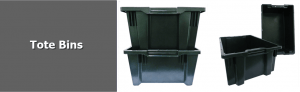 Strong & durable bins