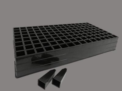 plastic seedtrays, unigro 128 unit, propagation tray